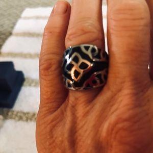 Chunky Sliver Ring